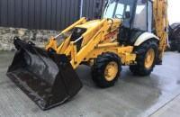 2001 JCB 3 CX Sitemaster Backhoe Loader - UK-PlantTraders.com