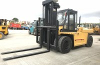 2008 CAT DP 150 Diesel Forklift - UK-PlantTraders.com
