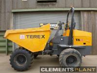 Used Terex TA9
