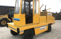Bauham 5o  5 ton Diesel Side loader Forklift - UK-PlantTraders.com
