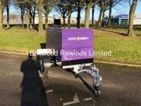 ARCGEN MVK15 Used 15Kva Generator #2 | UK Plant Traders