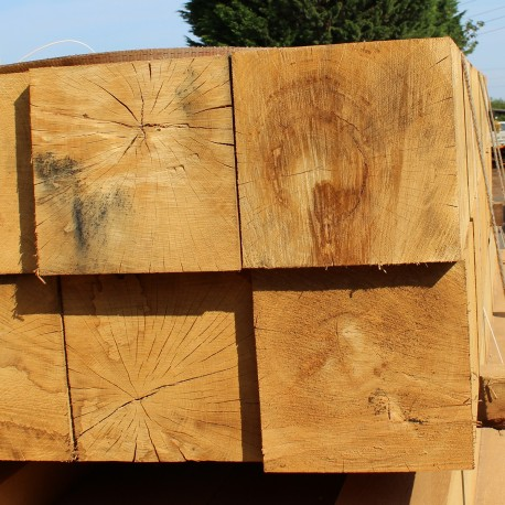 Structural Green Oak Beams 150mm X 150mm Buy Structural