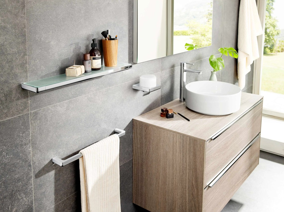 Vintage yet modern bathroom accessories with character ...