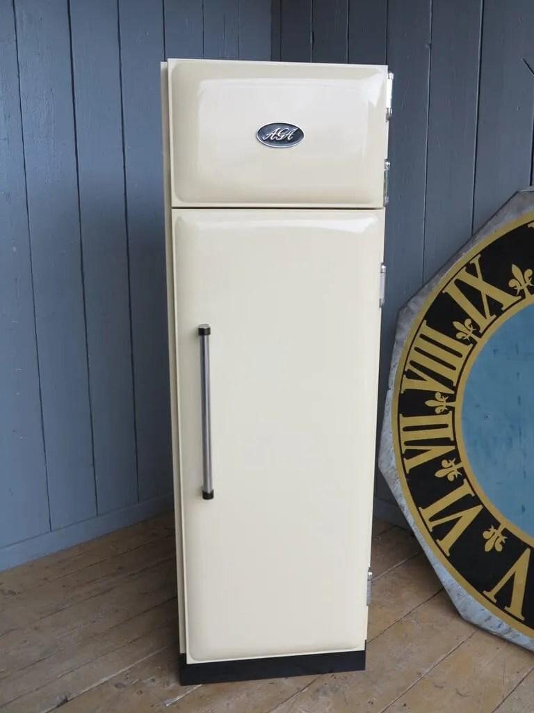 Cream Right Handed Door Aga Freezer