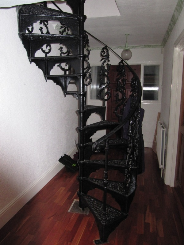 Spiral Staircase And Stairs For Sale In The Uk | Used Outdoor Spiral Staircase For Sale | Alibaba Com | Metal Spiral | Cast Iron | Stair Case | Trade Assurance
