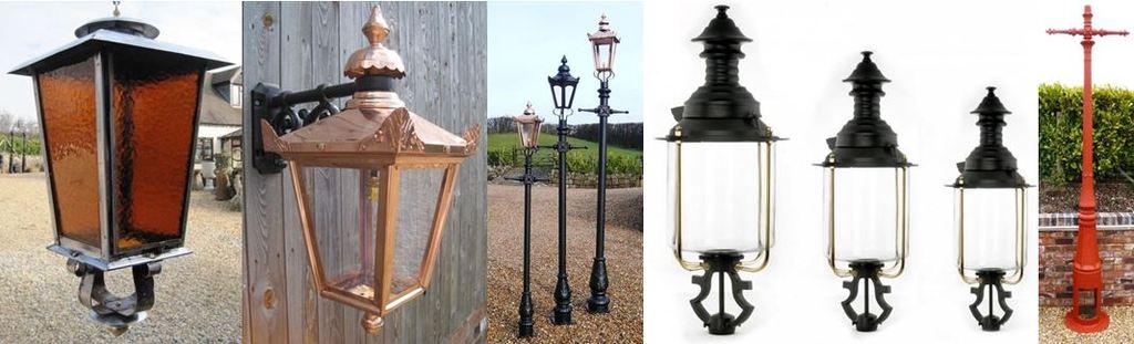 outdoor garden exterior lighting