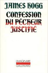 Confession du pécheur justifié (James Hogg, 1824)