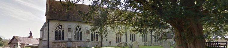 The Church of St Andrew and St Mary