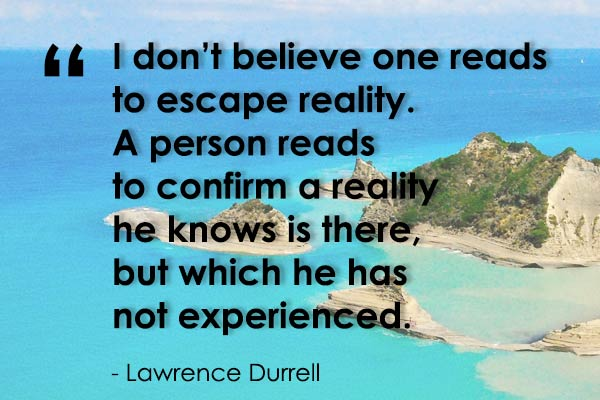 Lawrence Durrell, citation