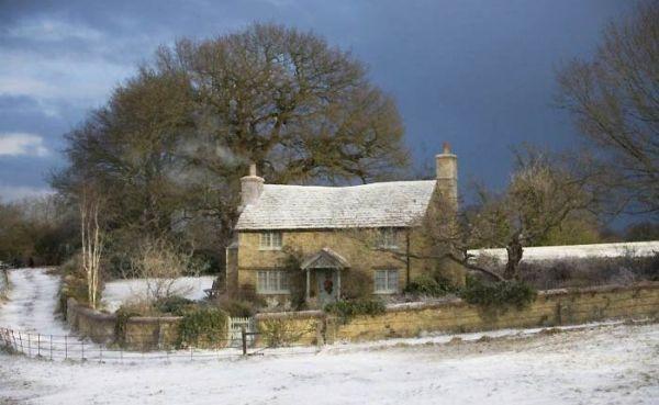 Rosehill Cottage de jour