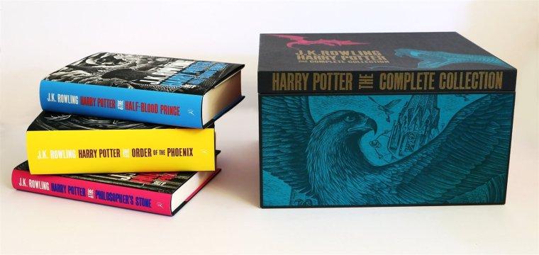 Harry Potter Set: Adult Edition (idées Cadeaux)