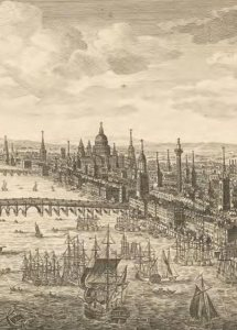Londres au 18e siècle