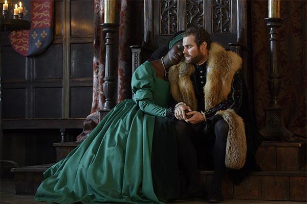 Anne Boleyn (Channel 5) - Serie britannique 2021