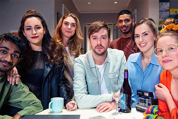 Buffering (ITV2) – Série britannique 2021
