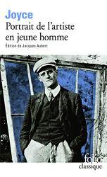 Portrait de l'artiste en jeune homme James Joyce - Romans Irlandais a lire