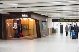 BLOC Gatwick Entrance