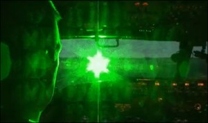 Laser Pen Attacks at Newcastle Airport