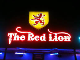 Red Lion Pub Benidorm
