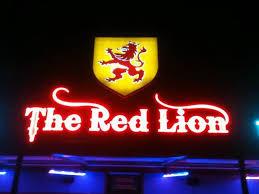 Red Lion Pub Benidorm