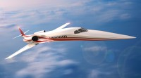 Aerion-AS2 Supersonic Aircraft