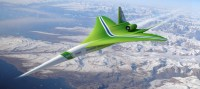 Lockheed Martin N+2 Supersonic Aircraft