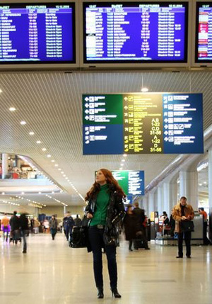 General Safety Tips at Airports