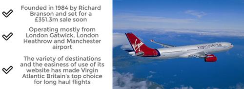 Virgin UK Flight Operator