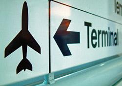 Select Correct Terminal at the Airport