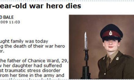 Shtohet numri i vetëvrasjeve të ish-ushtarëve britanikë