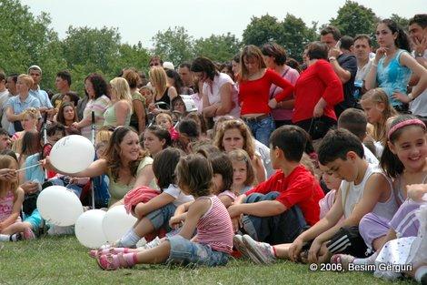 Ngjarje per prinder dhe femije