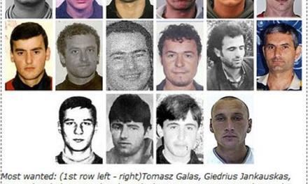 Kriminelët e arratisur në mediat britanike