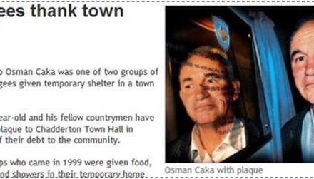 Refugjatët falenderojnë qytetin