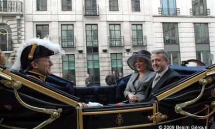 Ambasadori Hamiti dorëzoi Letrat Kredenciale te Mbretëresha Elizabeta II