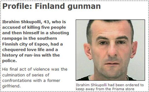 Tragjedia në Finlandë dhe jehona e kësaj në komunitetin shqiptar
