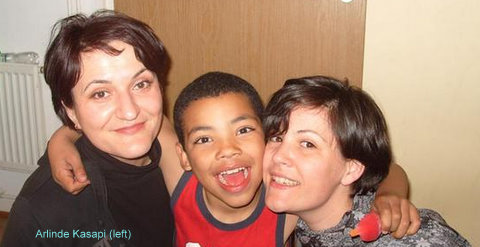 Help Arlinda to raise money for Medecins Sans Frontieres (UK)