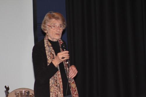 Dr Scarlett Epstein OBE