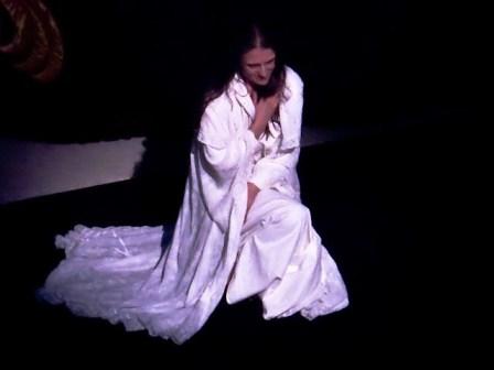 Brilliant performance of Ermonela Jaho at Royal Opera House