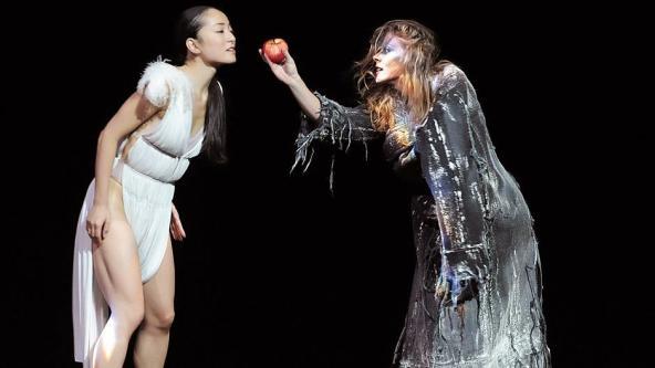 Angelin Preljocaj's Snow White showing in London, 10 -12 May 2012