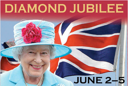 Queen's Elizabeth II diamond jubilee