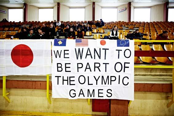 Kosovo London 2012 Olympics