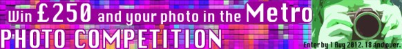 Photo competition: 'Cultural Mosaic' banner