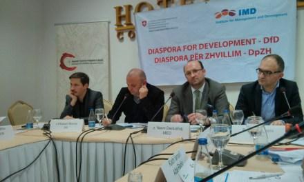 <!--:sq-->Mërgatës i prezantohet hulumtimi i organizuar nga projekti Diaspora në Zhvillim<!--:-->