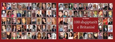 """100 Shqiptarët e Britanisë & 9 vjet """"The Albanian"""", 16 maj 2013"""