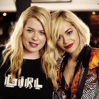 Rita Ora confessed to Amanda de Cadenet that her success is intimidating to men