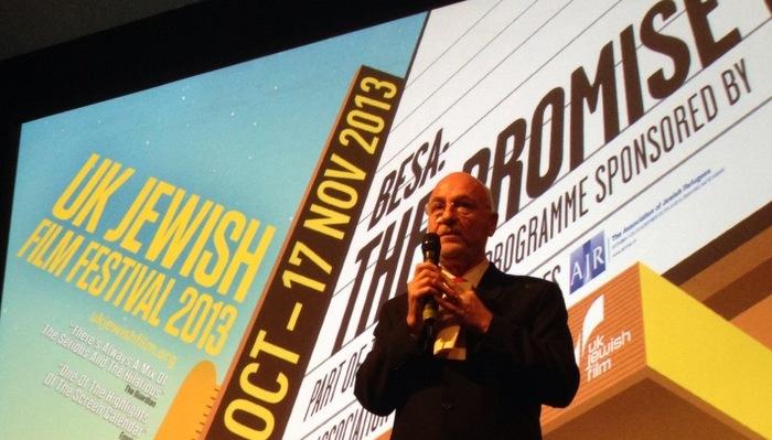 """<!--:sq-->U shfaq në Londër filmi """"Besa – The Promise"""" në Festivalin Hebraik të Filmit<!--:-->"""
