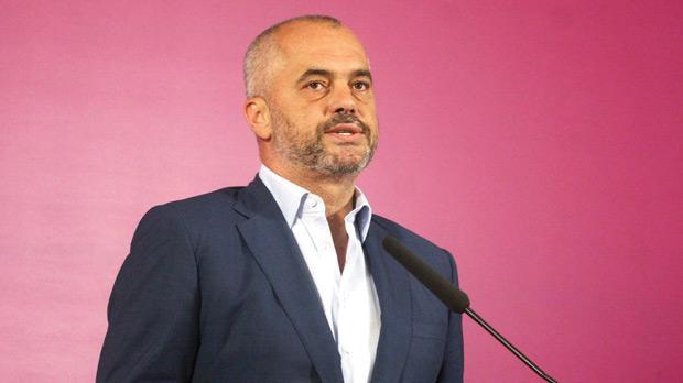 Mr Edi Rama, Albania's Prime Minister