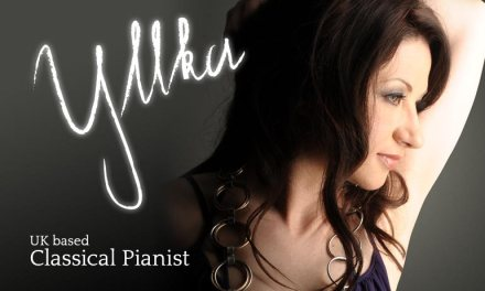 Albanian pianist, Yllka Istrefi, talks on Croydon Radio about her love of the piano