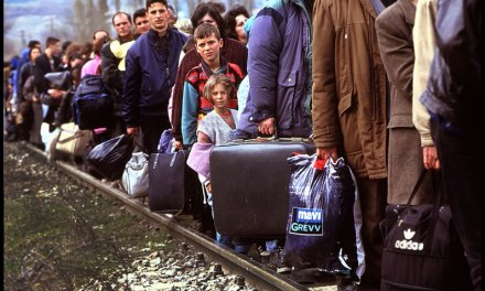 Fleeing Kosovo: an Albanian refugee's reflection, 15 years later
