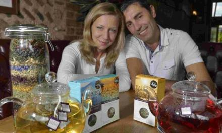 Albanian teas win top British awards