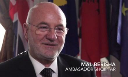 <!--:sq-->Intervistë me Mal Berisha për Charles T. Erickson në Shqipëri (Video)<!--:-->